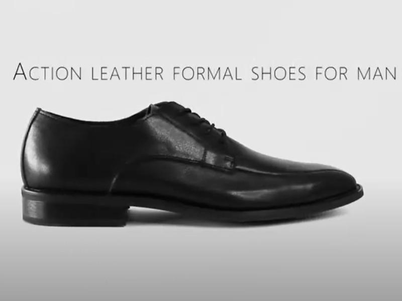 Formal shoes for man