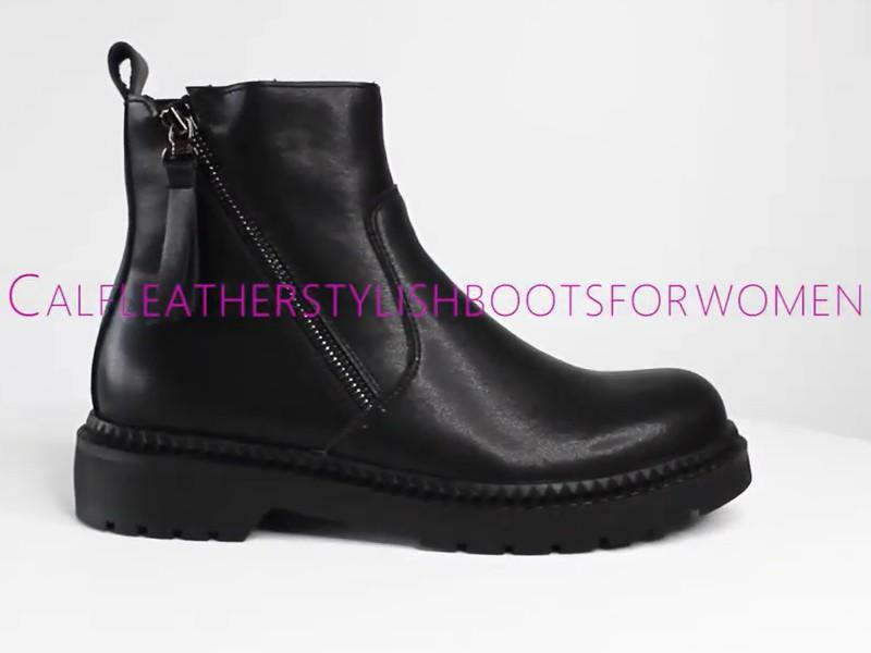 Stylish boots for women