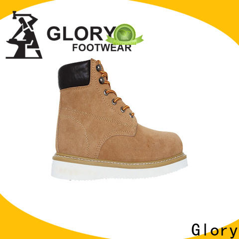 Glory Footwear light work boots from China for shopping