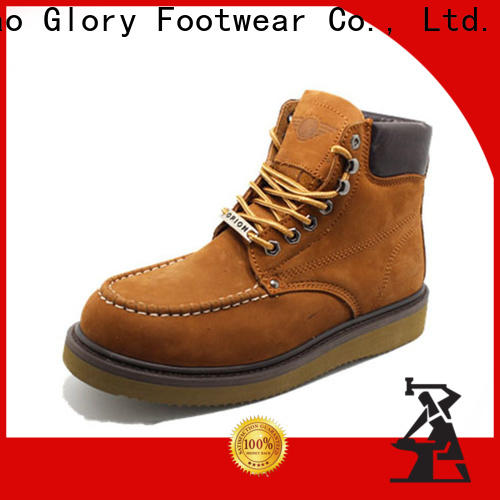 new-arrival steel toe boots free design