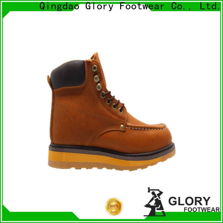 superior comfortable work boots customization