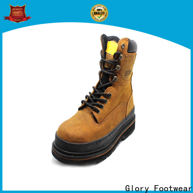 Glory Footwear lightweight safety boots with good price
