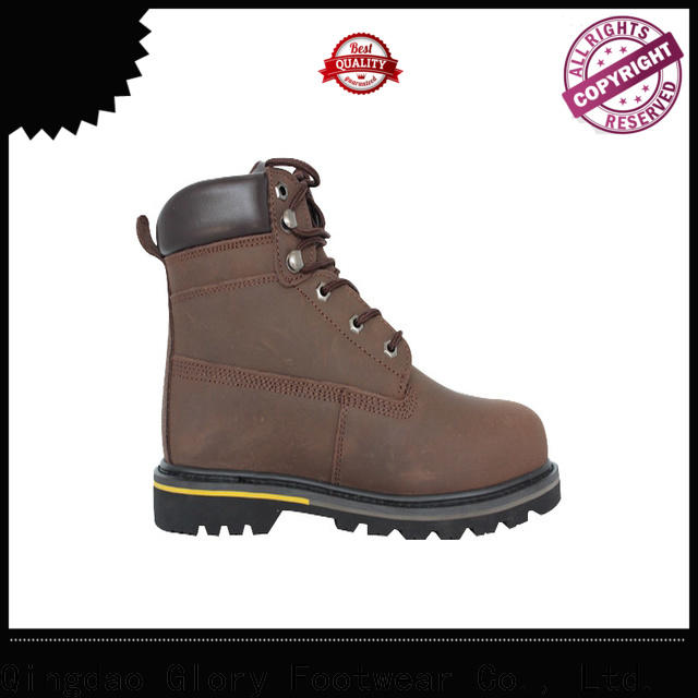 high cut hiking work boots wholesale for shopping