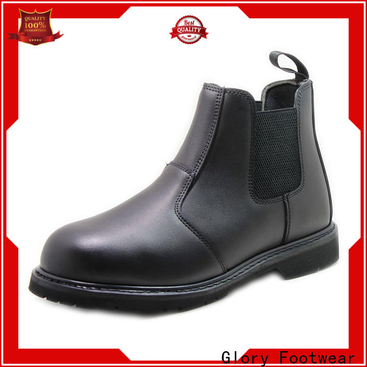 Glory Footwear low cut work boots from China for shopping
