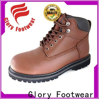 Glory Footwear goodyear welt boots Certified for outdoor activity