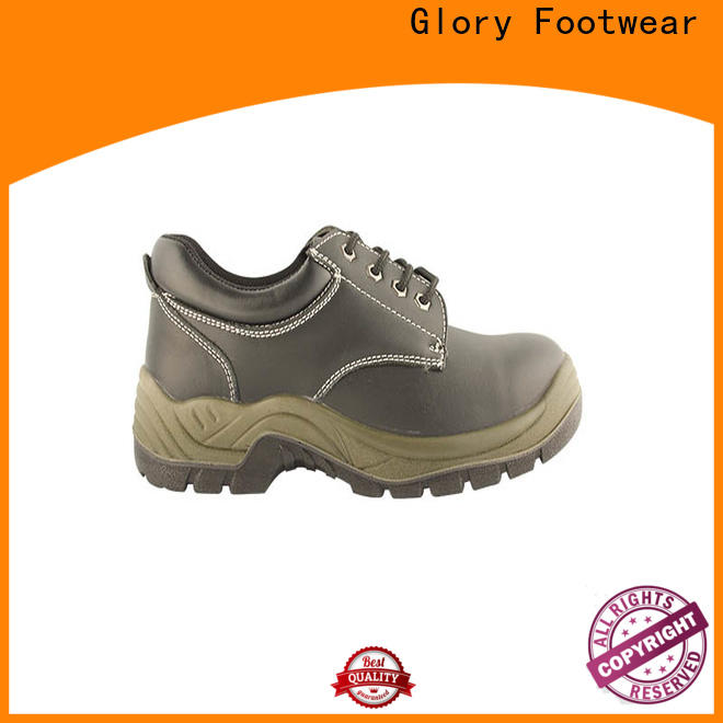 Glory Footwear waterproof work shoes inquire now for business travel