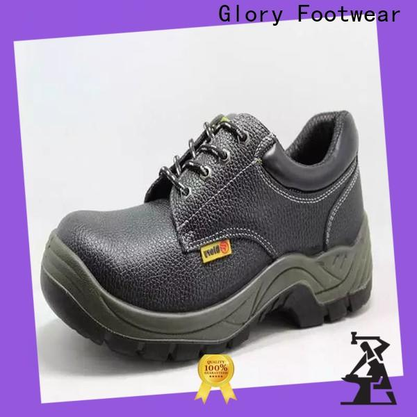 Glory Footwear steel toe shoes supplier for party