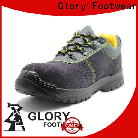 Glory Footwear nice safety shoes for men factory for hiking