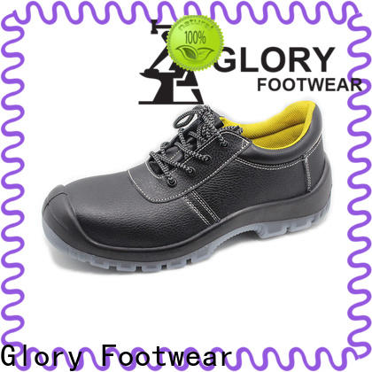 Glory Footwear high cut hiking safety boots supplier for party