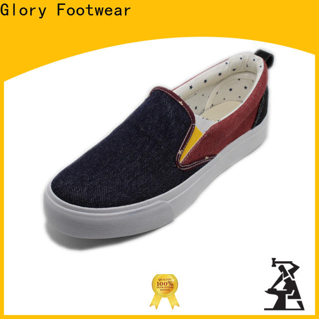 Glory Footwear classy cheap sneakers online from China for business travel