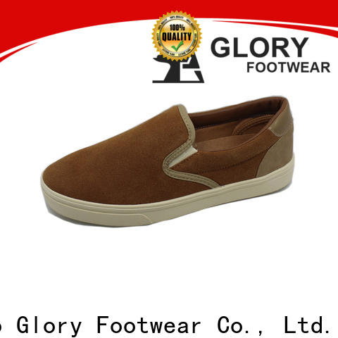 Glory Footwear classy canvas sneakers with good price for business travel