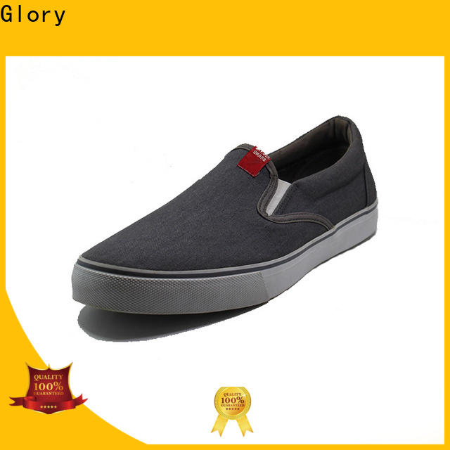 quality casual canvas shoes with good price for business travel