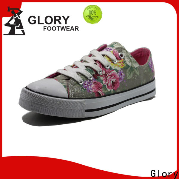 Glory Footwear canvas slip on shoes widely-use for shopping