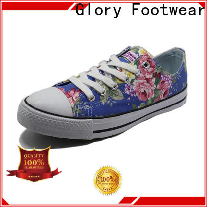 superior canvas slip on shoes from China for shopping