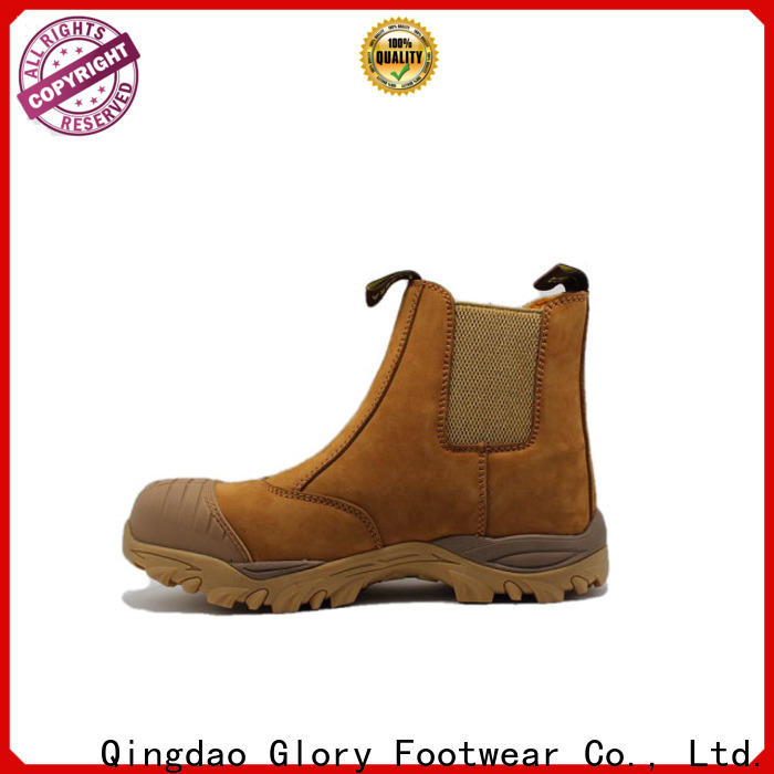 solid safety shoes online factory for winter day