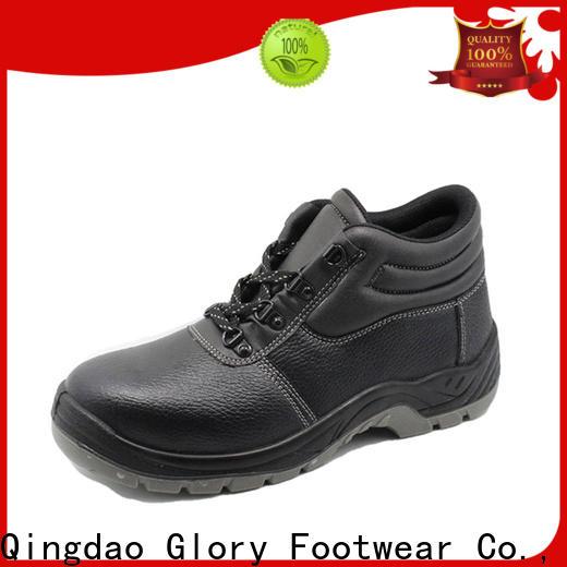 durable steel toe shoes customization