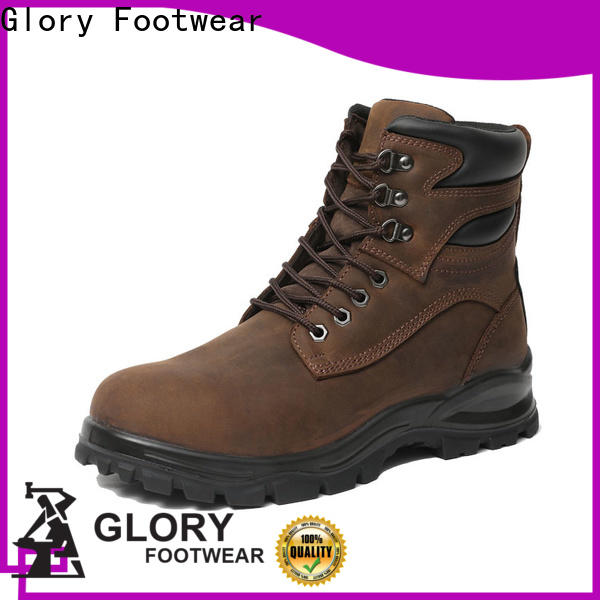 Glory Footwear gradely construction work boots wholesale for party