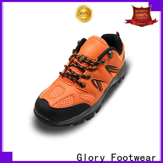 Glory Footwear hot-sale safety footwear customization for business travel