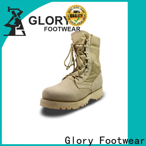 Glory Footwear suede boots widely-use for hiking