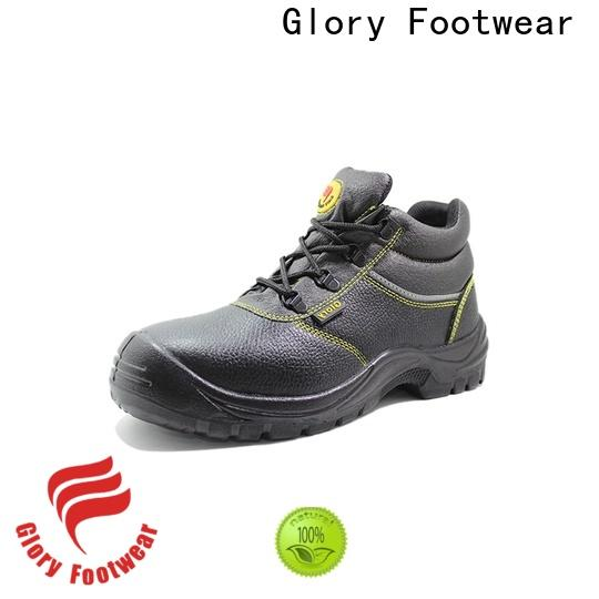 Glory Footwear workwear boots in different color for winter day