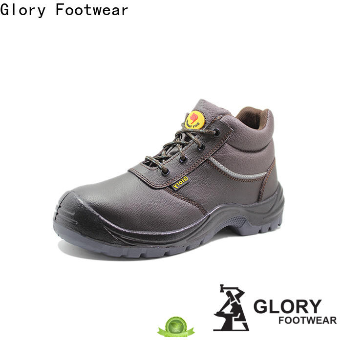 durable industrial footwear with good price for business travel
