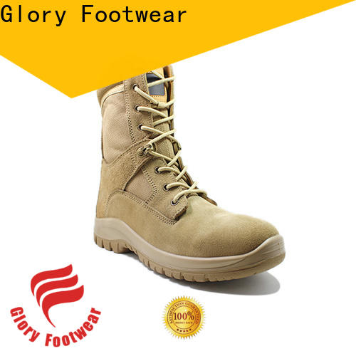 Glory Footwear fine-quality leather combat boots free quote