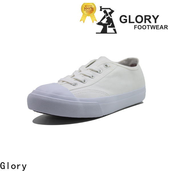 Glory Footwear fine-quality mens canvas slip on shoes from China