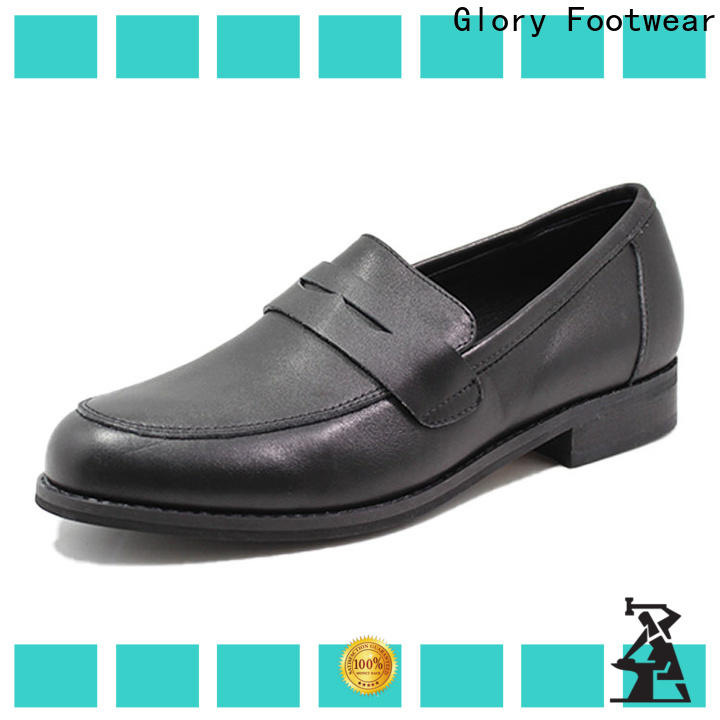 Glory Footwear black formal shoes for women order now for business travel