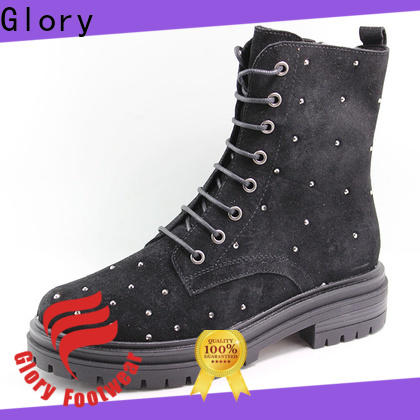 Glory Footwear military boots women with good price for party