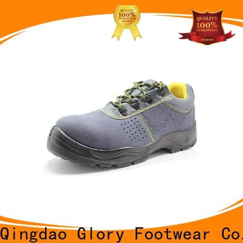 durable safety shoes for men wholesale for winter day