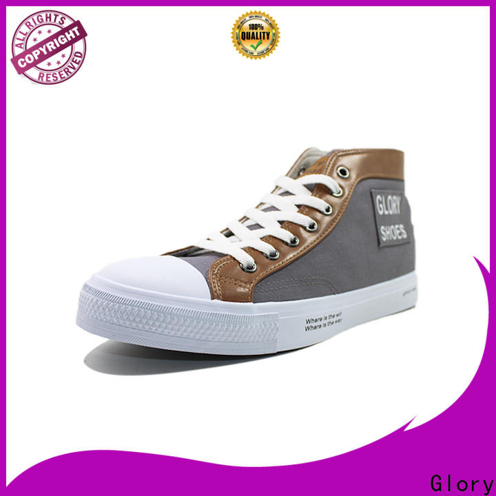 Glory Footwear red canvas shoes with good price for shopping