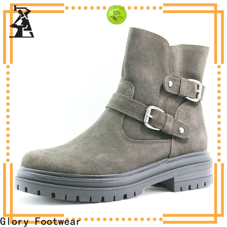 Glory Footwear classy trendy womens boots widely-use for outdoor activity