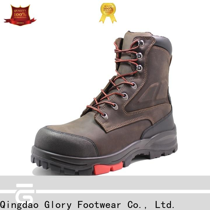 Glory Footwear lightweight safety boots with good price for hiking