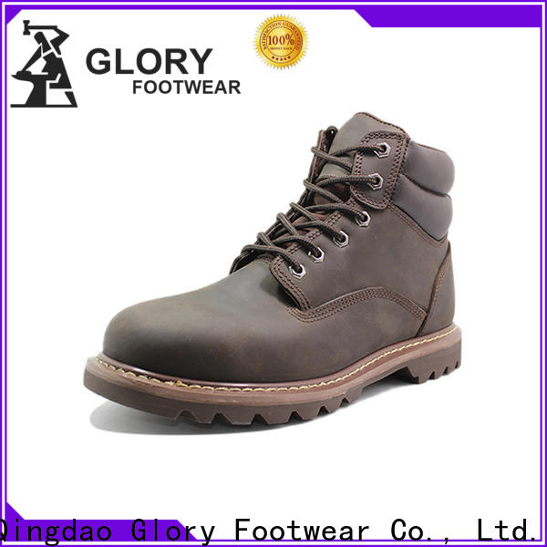 Glory Footwear goodyear welted shoes supplier for business travel