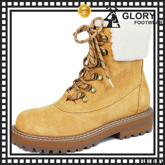 Glory Footwear goodyear welt boots wholesale for shopping