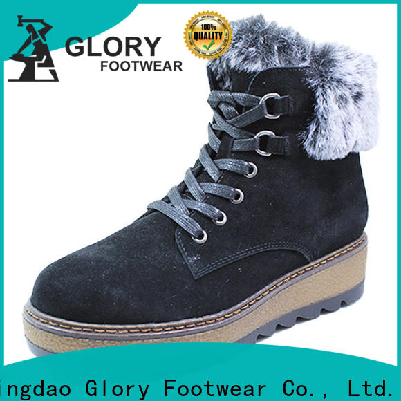 Glory Footwear trendy womens boots from China for shopping