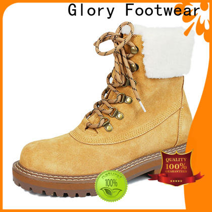 Glory Footwear fashion boots from China for outdoor activity