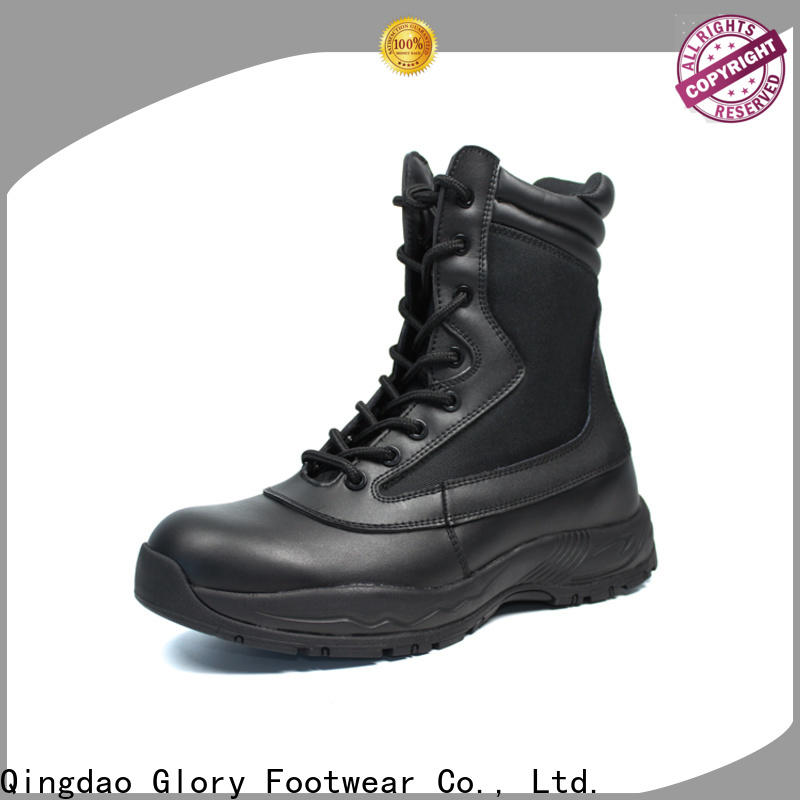 fine-quality desert combat boots widely-use for outdoor activity