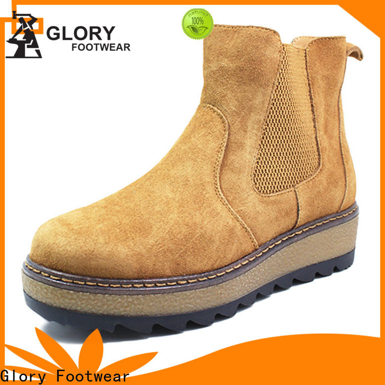 Glory Footwear casual boots free design for winter day