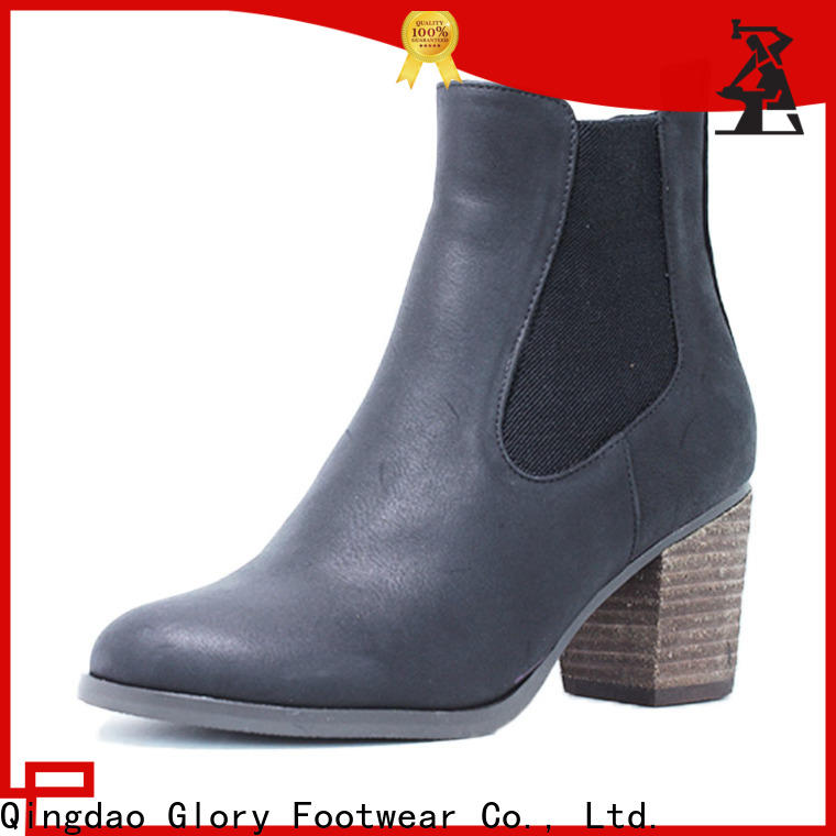 quality ladies shoe boots from China for winter day