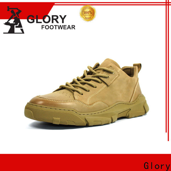 Glory Footwear casual canvas shoes long-term-use for business travel