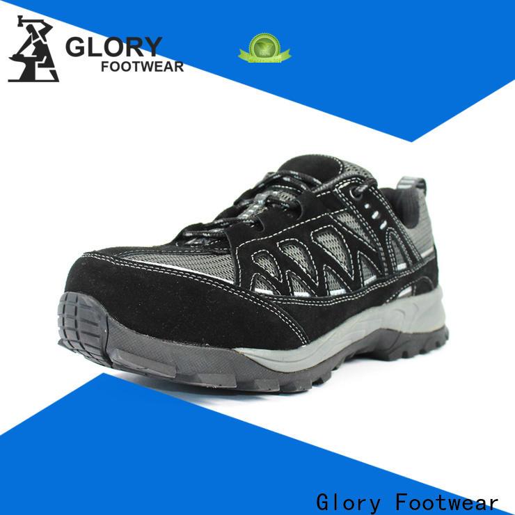 Glory Footwear durable steel toe shoes for women customization