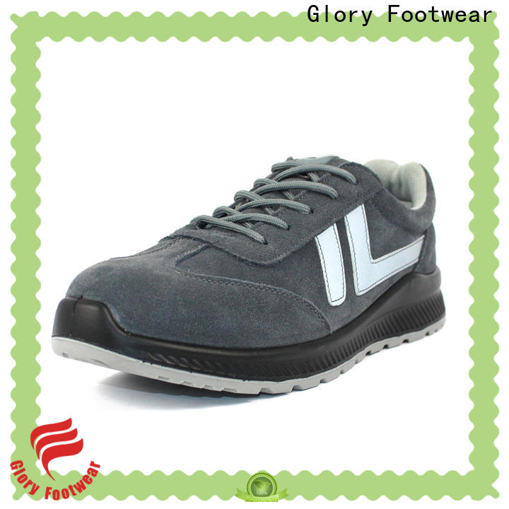 Glory Footwear lightweight athletic shoes with cheap price for business travel