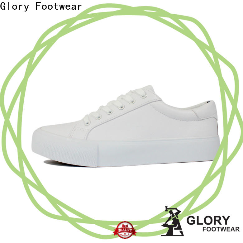 Glory Footwear superior canvas sneakers widely-use for outdoor activity