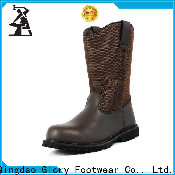 Glory Footwear awesome safety work boots from China for winter day