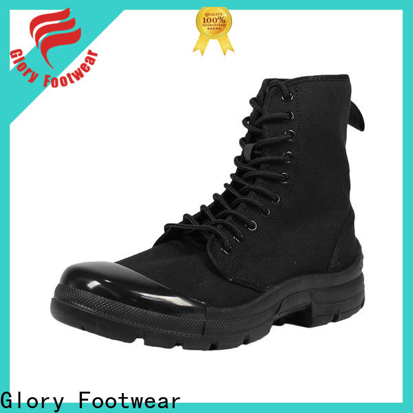 Glory Footwear high cut best work shoes from China for party