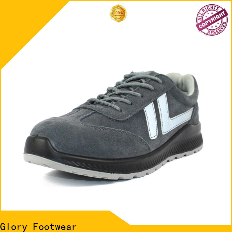 Glory Footwear hot-sale steel toe shoes for women wholesale for hiking