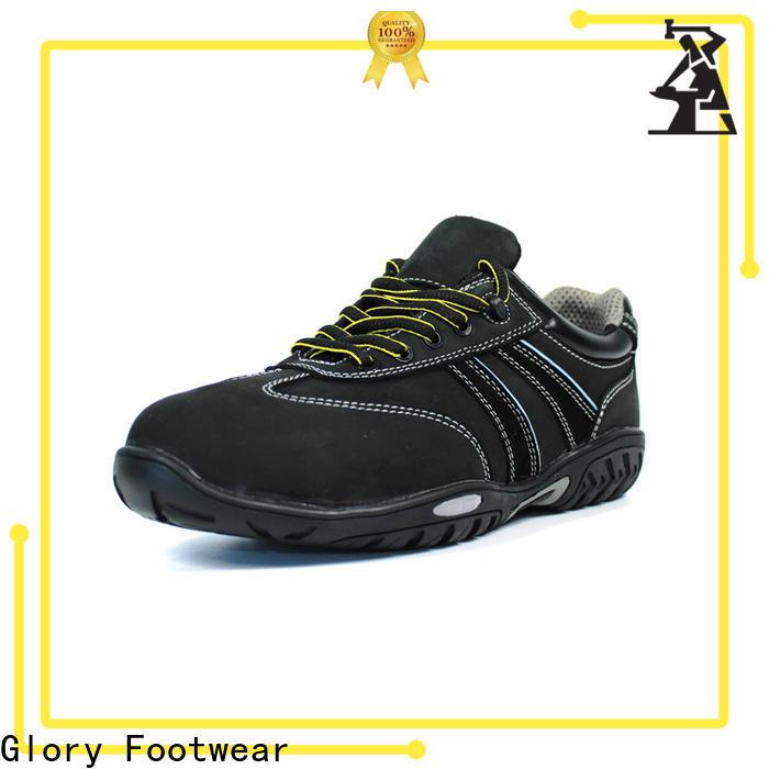 Glory Footwear nice waterproof work shoes factory for business travel