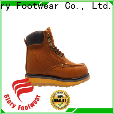 Glory Footwear first-rate steel toe boots with good price