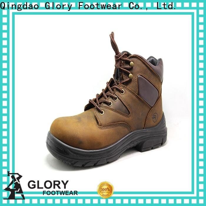 Glory Footwear first-rate construction work boots wholesale for business travel